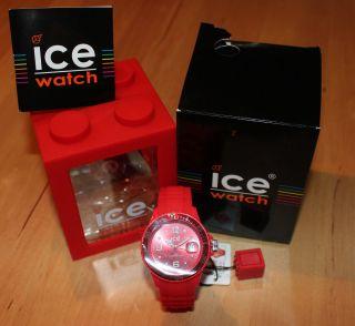 Ice Watch Sill I Red Uni Und Orignal Verpackt Bild