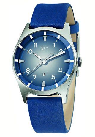 Xen Damenuhr Blau Xq0208 Bild