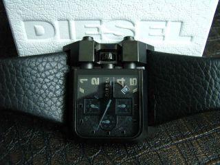 Diesel Herrenuhr Chronograph Dz4226 Schwarz Bild