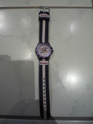 Armbanduhr,  Uhr,  Kinderuhr Von Scout Bild