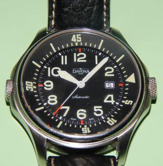 Davosa - Swiss - Armbanduhr - Insight Automatic - Herrenuhr - Sammler Bild