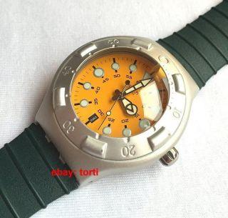 Swatch Irony Scuba 200 ' Toutatis ' Yds4002 - Bild