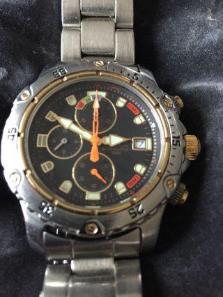 Dugena Chronometer – Edelstahl Sport Modern Bild