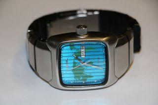 Diesel Herren Armbanduhr Dz 2007 Sehr Selten Bild