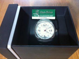 Citizen Herren Eco - Drive Armbanduhr Bm6820 - 55b,  Neu&ovp Bild