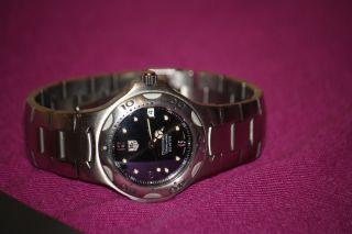 Uhr Tag Heuer Kirium Automatik Armbanduhr Chronometer Bild