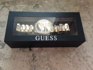 Guess Damenuhr Special Edition 25th Anniversary - & Ovp Bild