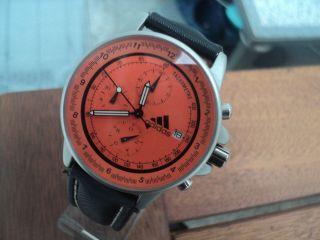 Adidas Chronograf Sport Herren Armband Uhr Bild