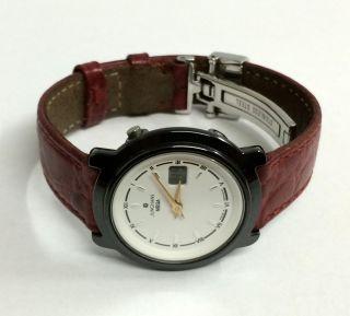 Junghans Mega Quarz Damen Funk Armbanduhr,  Läßt Sich Nicht Einstellen,  Ceramic Bild