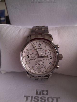 Herren Armband Uhr - Tissot Prc 200 - Bild