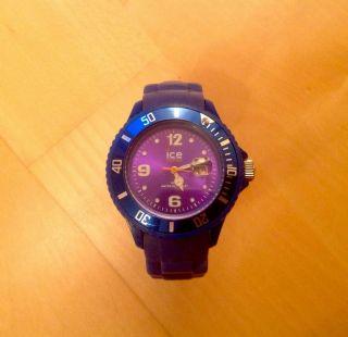 Ice Watch Blau Uhr Weihnachten Woman Unisex Man Bild