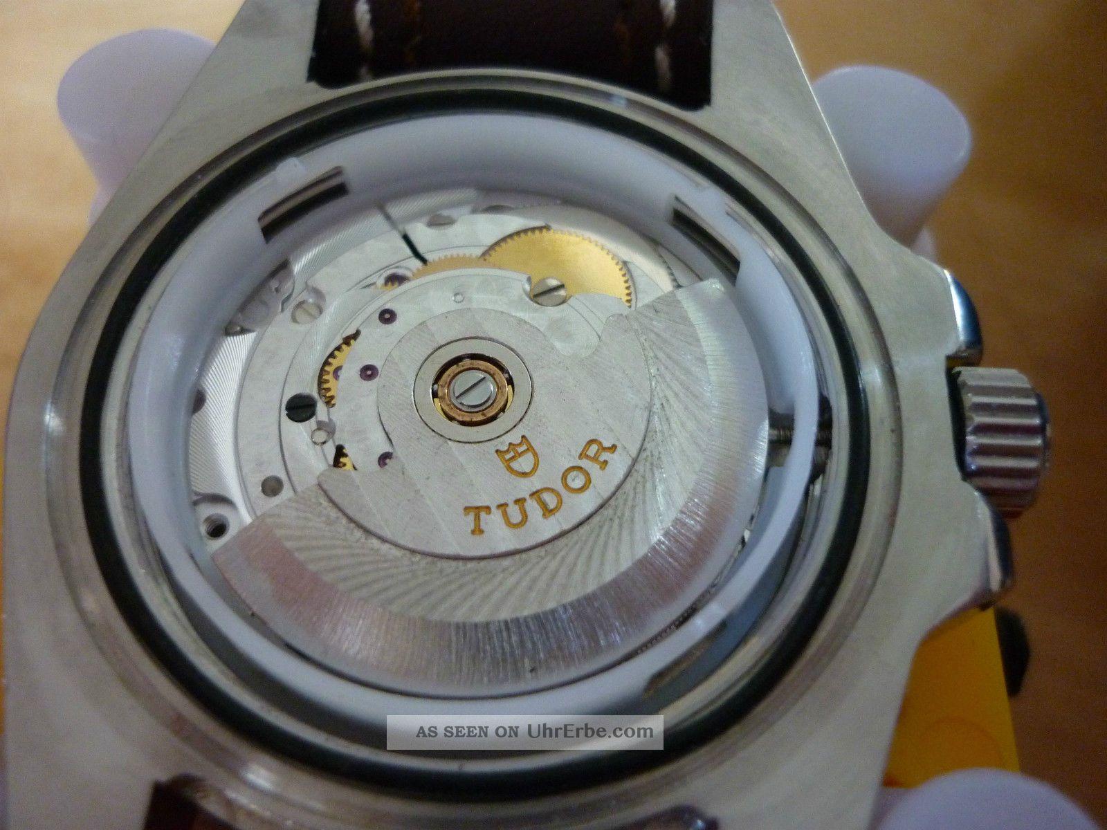 Mariage Eta 2824 - 2 Top Swiss Made Diver Eigenbau Armbanduhren Bild