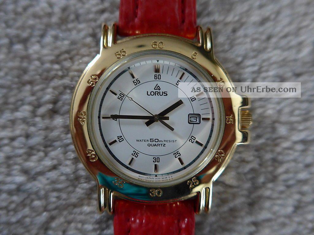 Lorus Armband Uhr Herren Oder Damen - Armbanduhren Bild
