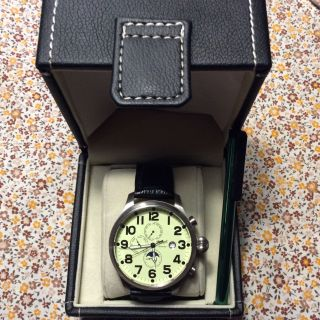 Ingersoll Armbanduhr Bild