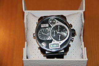 Diesel Uhr Mr Daddy Dz - 7125 Mens Xl Bild