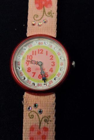 Swatch,  Flik - Flak Uhr,  Mädchenuhr Bild