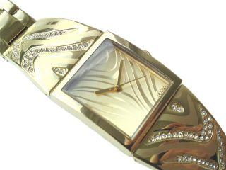 S.  Oliver Elegant Gold Edelstahl Damenuhr Zirkonia So - 2169 - Cq Uvp €149,  95 Bild