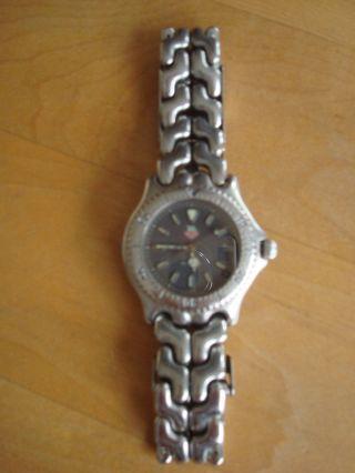 Tag Heuer Armbanduhr,  Modell S99.  206m,  Hoher Neupreis Wahnsinn Bild