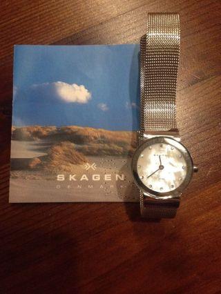 Skagen Damen Armbanduhr Bild