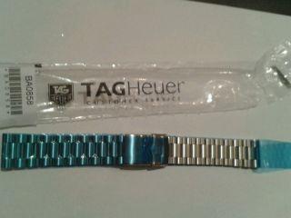 Tag Heuer Stahlarmband Ba0858 Bild