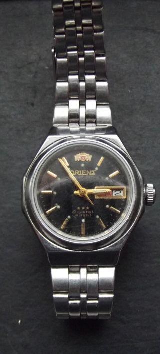 Armbanduhr Orient Mechnisch Autoaufzug Dau Bild