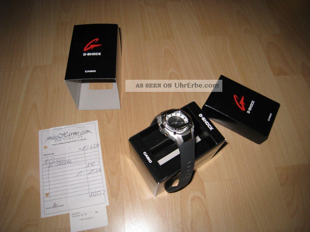 Casio G - Shock Herren Armbanduhr G - 511d - 2aver - Gut Erhalten,  Kaum Getragen Armbanduhren Bild
