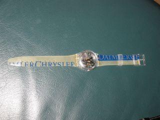 Armbanduhr Herrenarmbanduhr Daimler Chrysler Swatch Bild