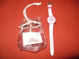 Armbanduhr S.  Oliver Für Mädchen / Damen Bild