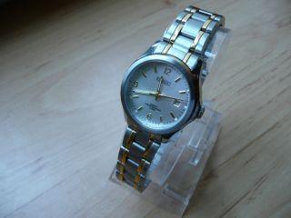 Neue Gold - Silberne Rivado 0260768 Damenuhr,  Armbanduhr,  Mit Datumsanzeige Bild