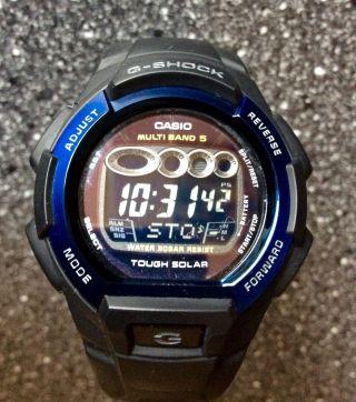 Casio G - Shock Gw - 810h Solar Bild