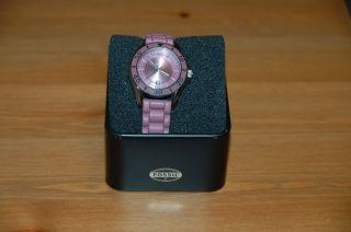 Süße Fossil Armbanduhr Für Damen Bild