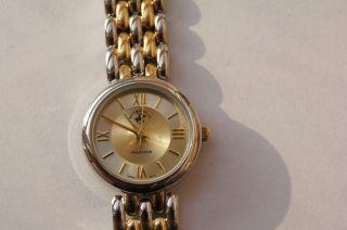Beverly Hills Polo Club Damenuhr Uhr Elegance Gold Bild
