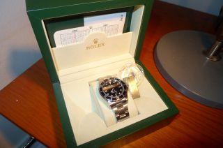 Rolex Submariner 140660m Armbanduhr Für Herren Bild