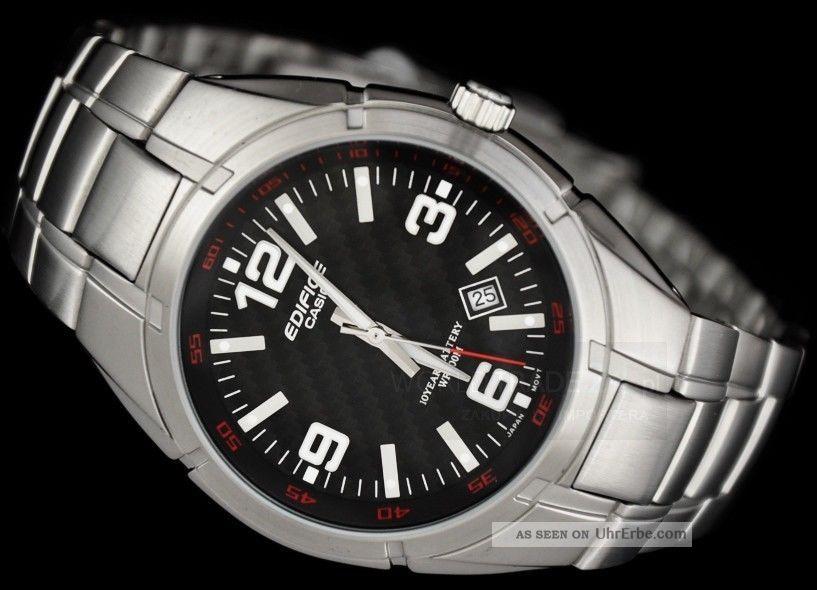 Casio Edifice Ef - 125 Armbanduhr Für Herren Armbanduhren Bild