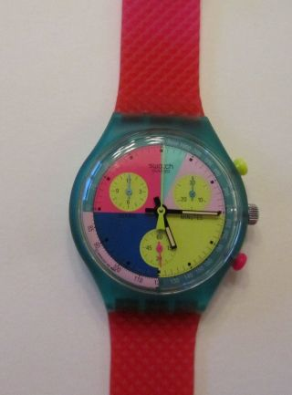 Swatch Chrono - Chronograph -