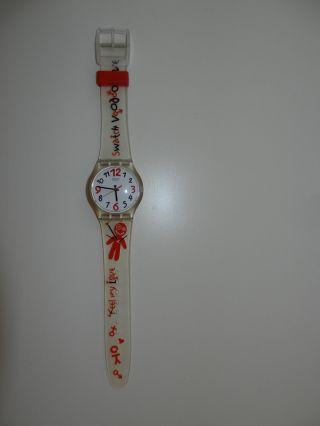 Swatch Feel My Love - Sujk121 - Valentines Day 2007 Sehr Selten Neu&ovp Bild