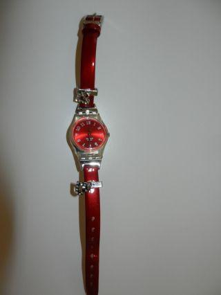 Swatch Candle Dinner - Lk249 - Valentines Day 2005 Sehr Selten Bild