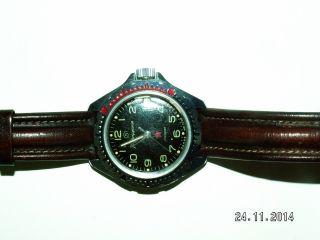 Russische Armbanduhr - Kommandirski Bild