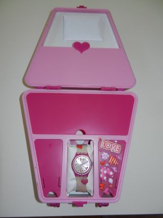 Swatch - Loving Twister Valentines Day 2009 Selten Bild