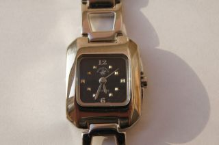 Beverly Hills Polo Club Damenuhr Uhr Elegance Silber Schwarz Bild