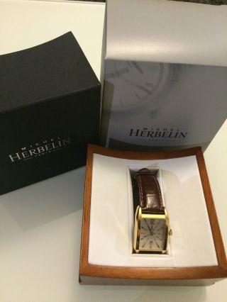 Michel Herbelin Uhr Damen Armbanduhr