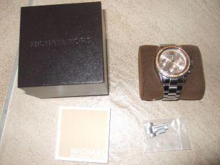 Uhr Armbanduhr Michael Kors Damen Modell Mk 5870 Bild