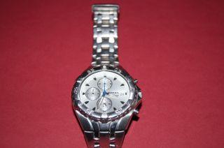 Fossil Armbanduhr Uhr Taschenuhr Speedway Ch 2381 Gronograph Bild