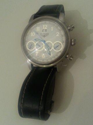 Elysee Automatik Uhr Germany 29009 Np290€ Bild