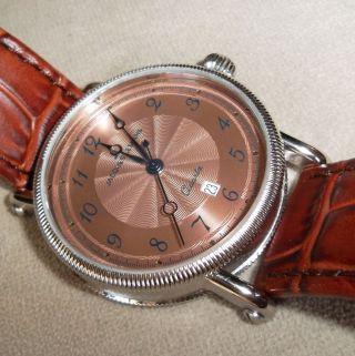 Sammlerstück Jacques Lemans Herren Uhr Serien Nr.  659 Bild