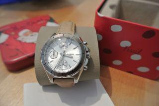 Fossil Damen Armbanduhr,  Nie Getragen,  Wie Bild