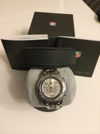 Tag Heuer West Mclaren 1998 Chronograph Limited Edition Bild