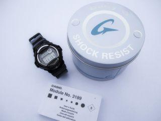 Casio Baby - G Uhr Bg - 169r Baby - G Schwarz Digitaluhr Armbanduhr Module No.  3189 Bild