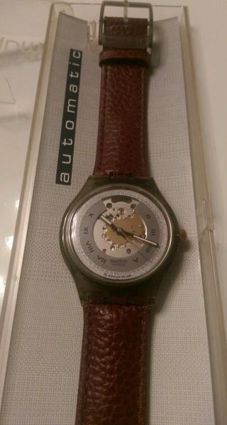 Swatch Automatic Sab 100 Rar Bild