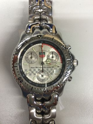 Tag Heuer West Mclaren 1998 Limited Edition Bild